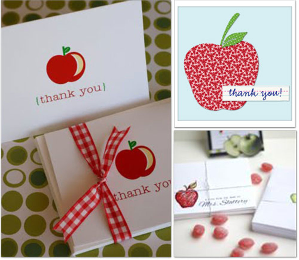 Unique Thank You Card Ideas: 10 Homemade Teacher Appreciation Gifts: Personalized