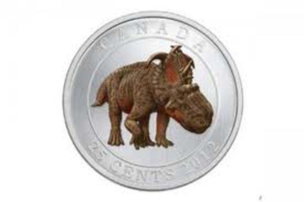 Dinosaur Collection Coin