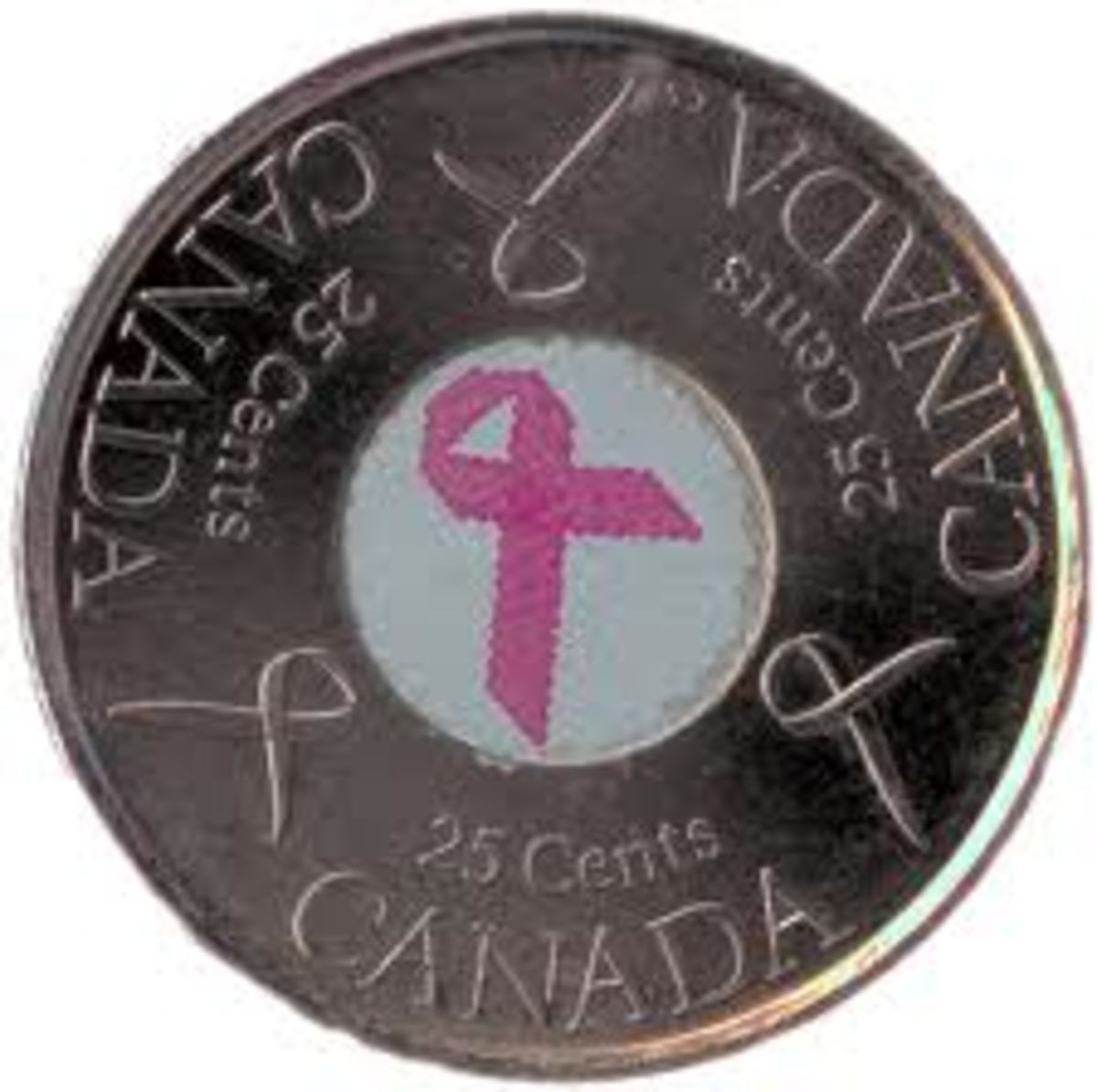 Breast Cancer Coin