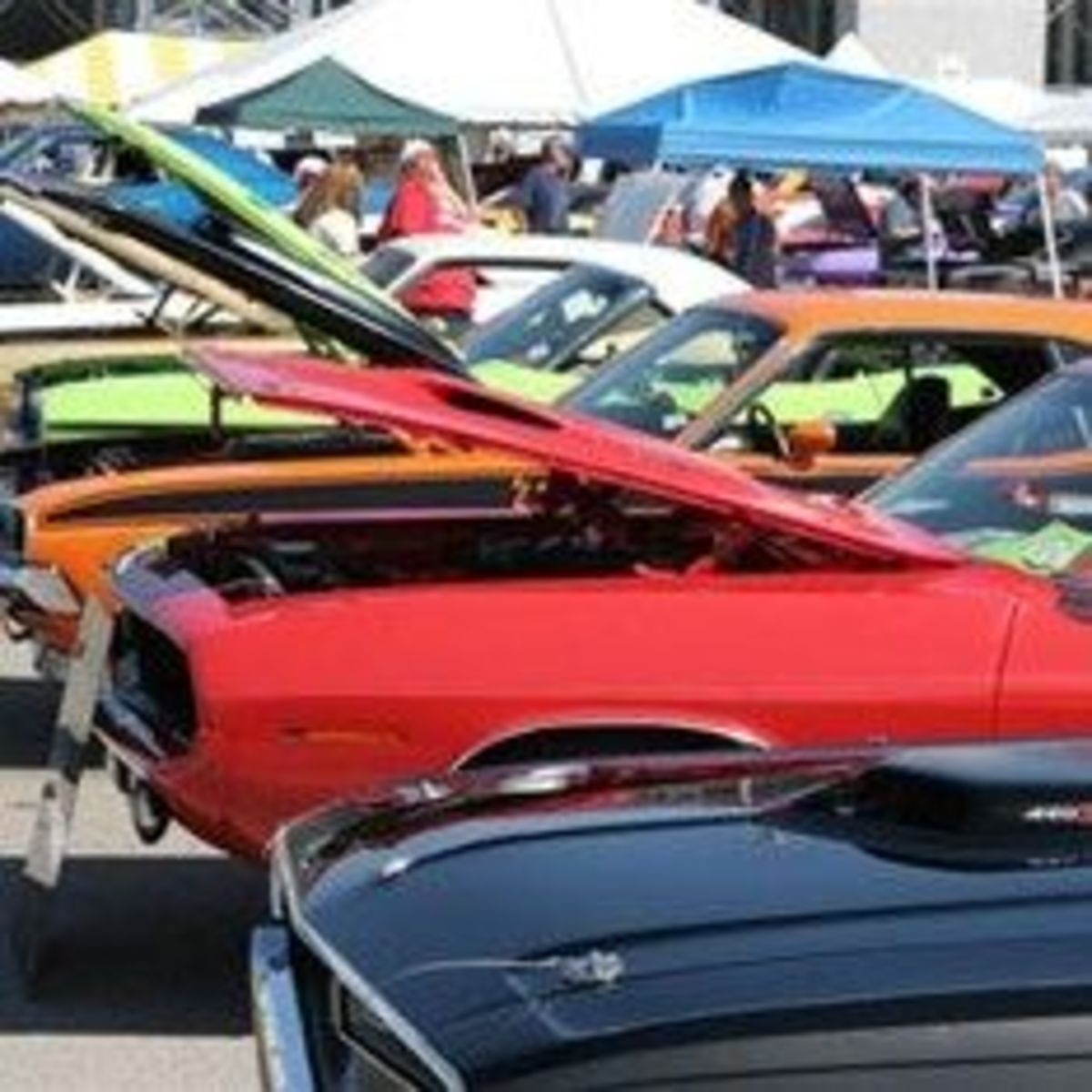 How to Host a Car Show