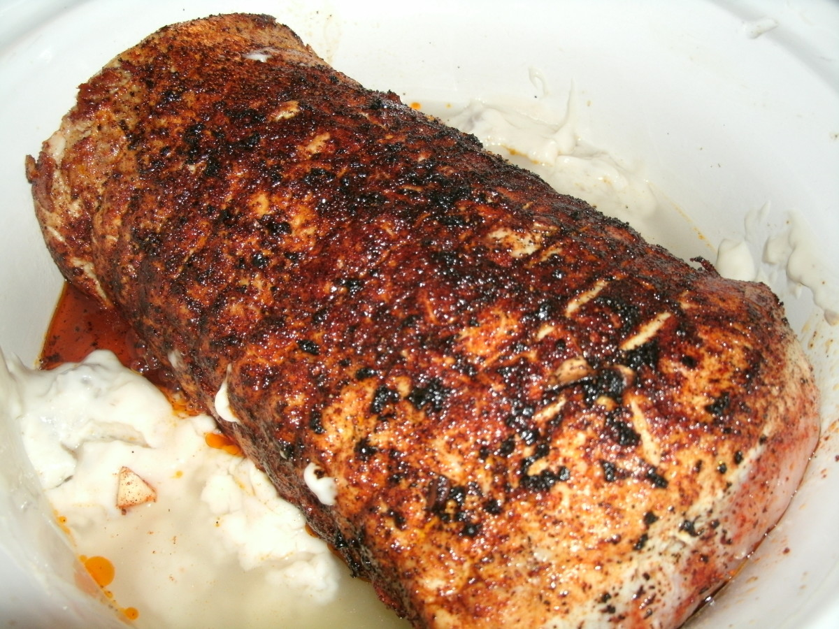 this recipe uses a pork loin using a slow cooker slow cooker pork loin ...