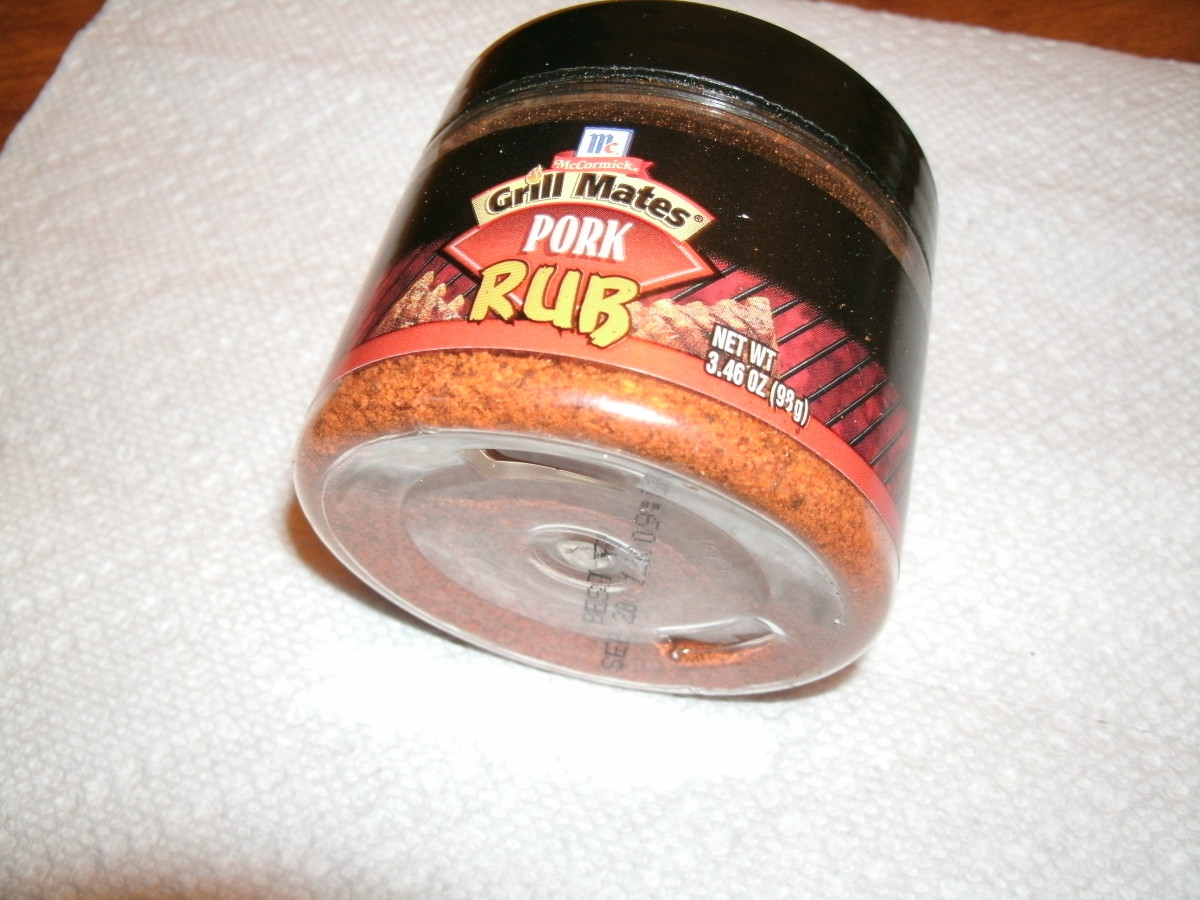 Mc Cormack's Grill Mates Pork Rub