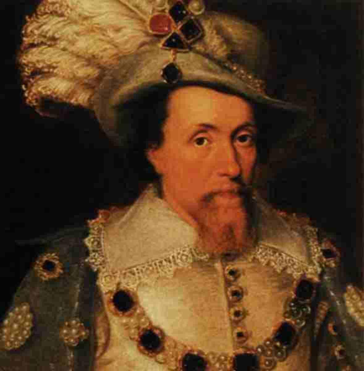 James 1st of Scotland and VI of England