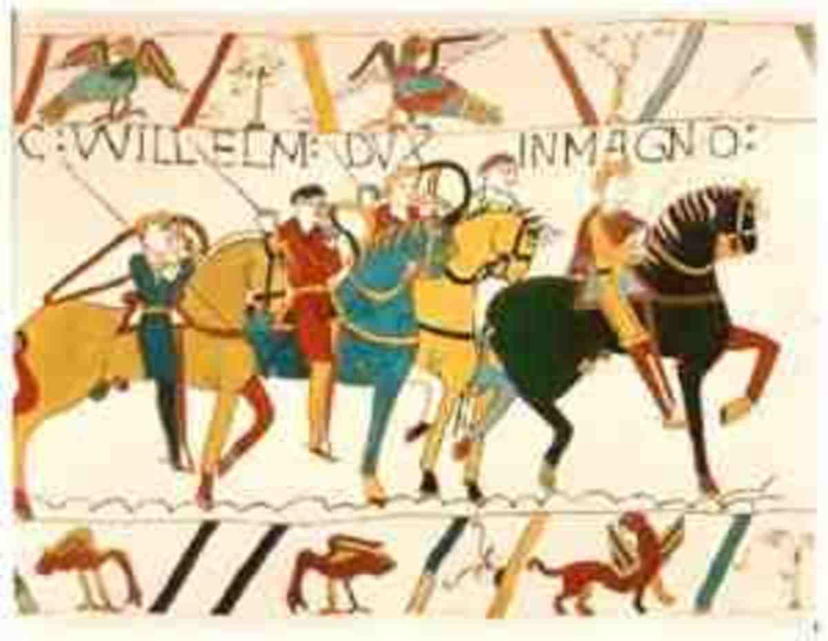 Normans Public Domain