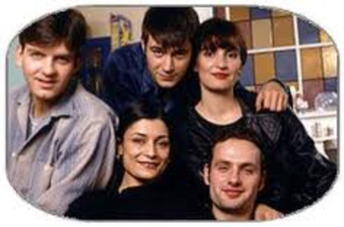 Cast of 'This Life'