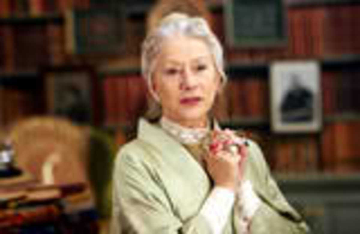 Helen Mirren as Jane Tennison, she dulled down for the role - inasmuch as Mirren can ever look dull.