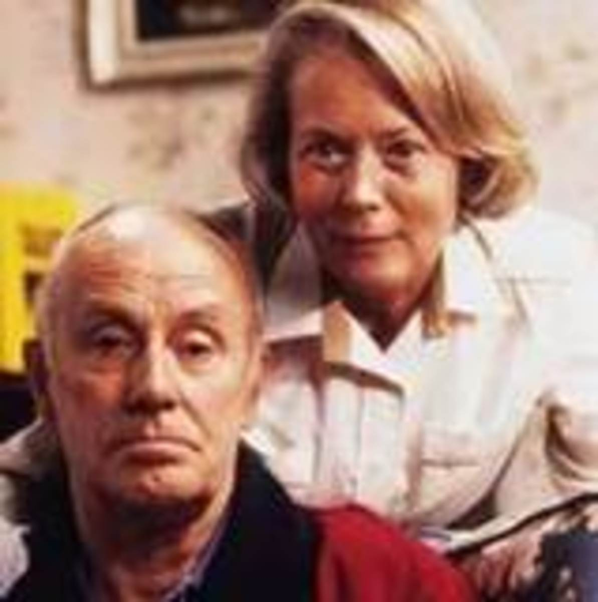 One Foot in The Grave with Richard Wilson and Annette Crosbie