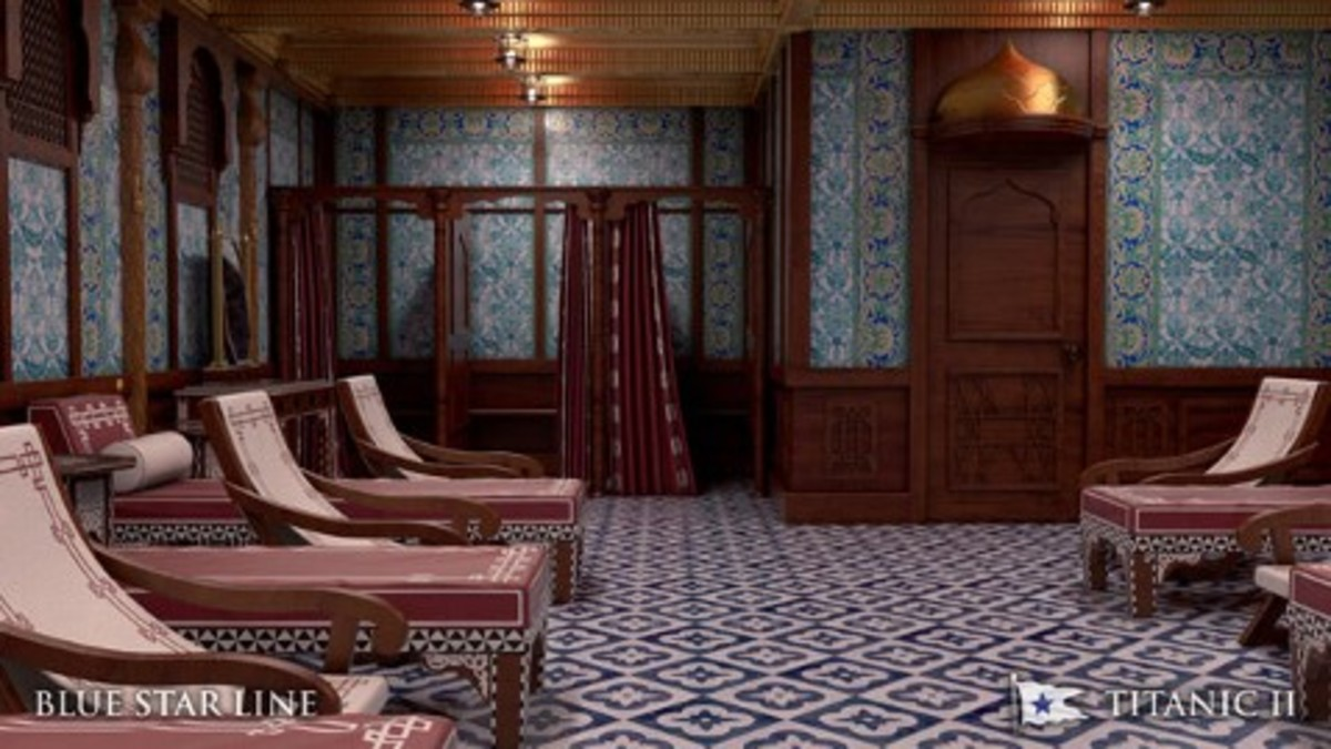 Rebuilt Turkish Bath