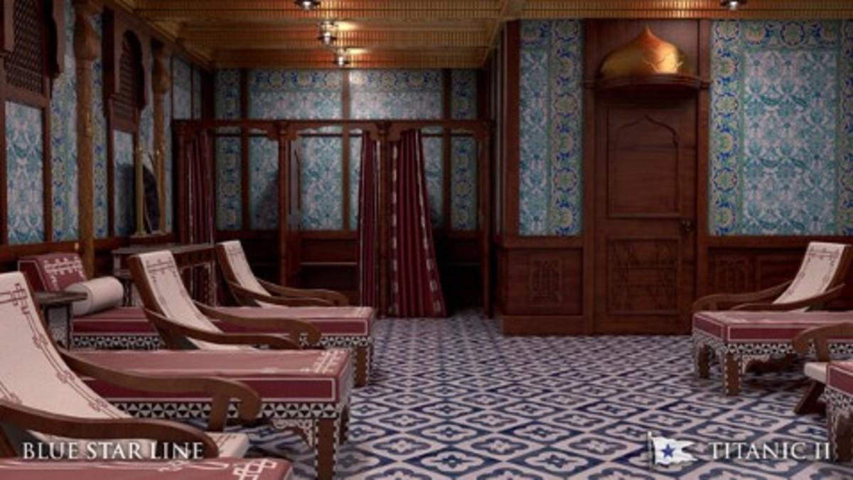 Rebuilt Turkish Bath