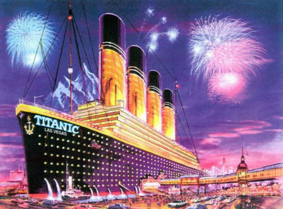 Bob Stupak's Hotel Titanic.