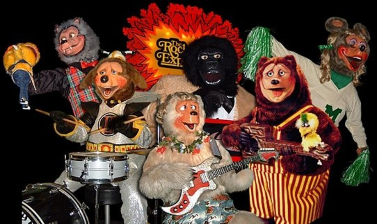 Whatever Happened to the Rock-Afire Explosion?