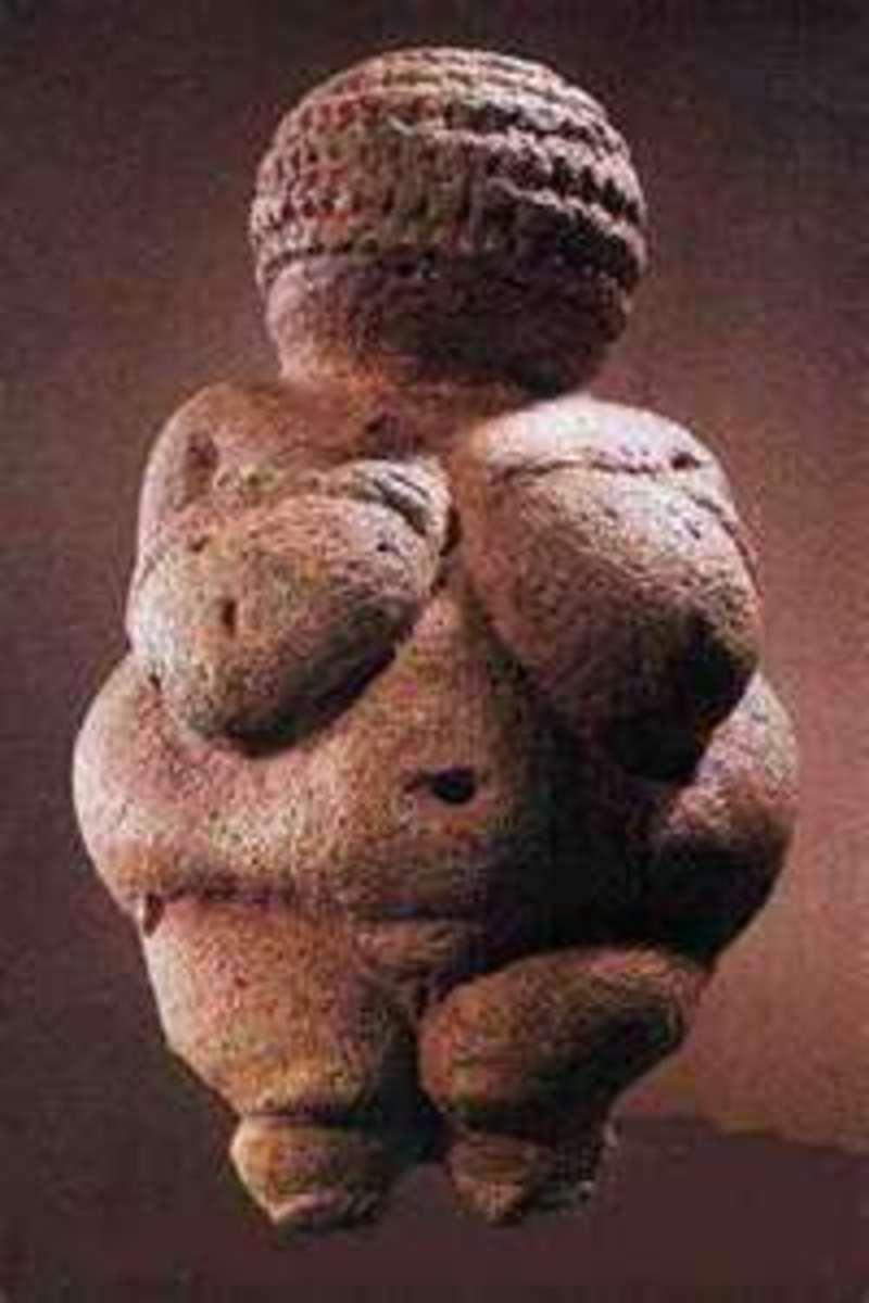 Aphrodite of Willendorf