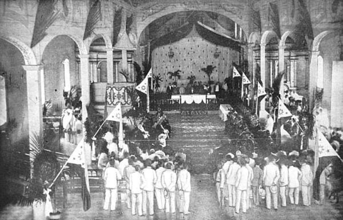Malolos Congress, 1896