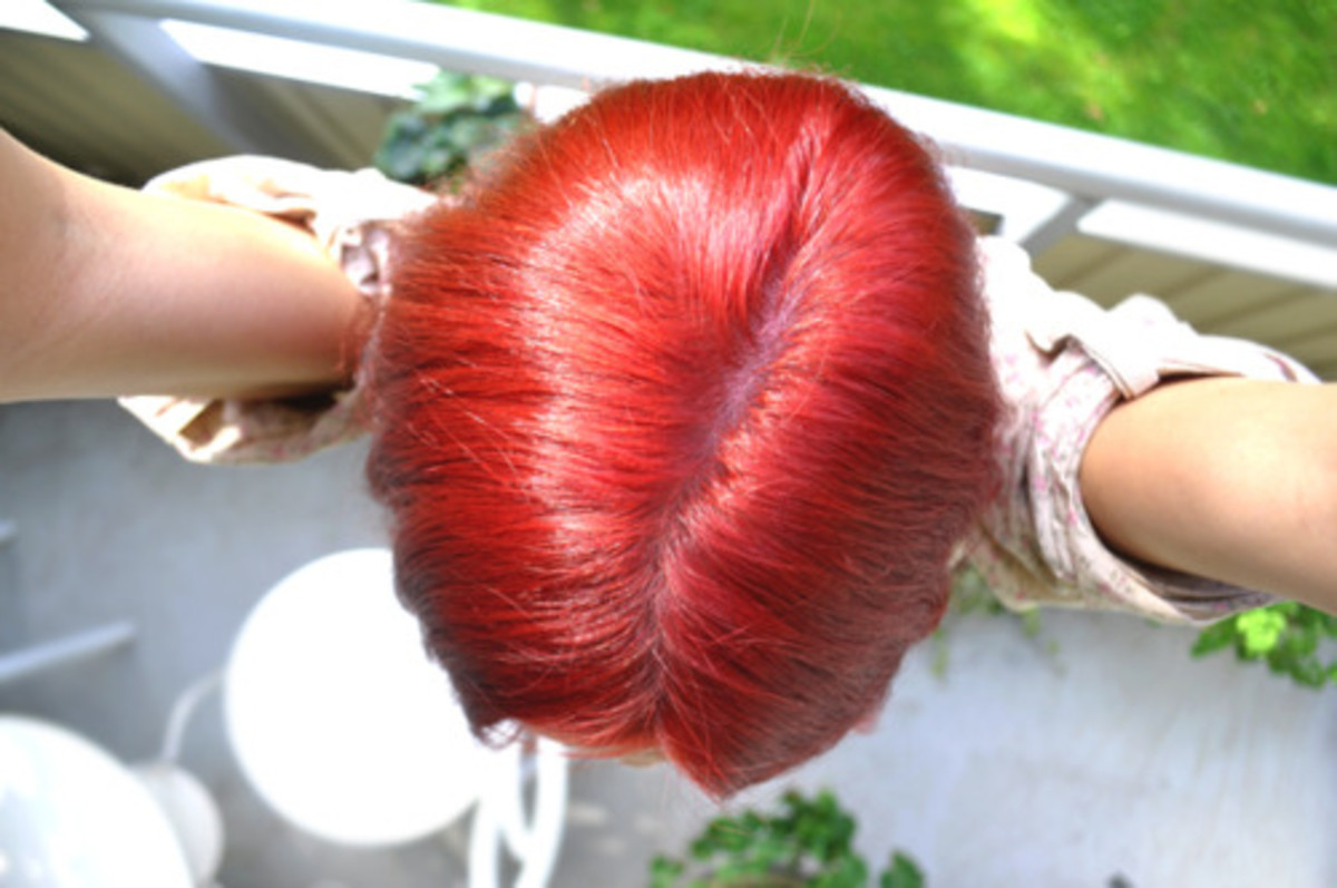 How To Get Semi-Permanent Hair Dye To Last Longer