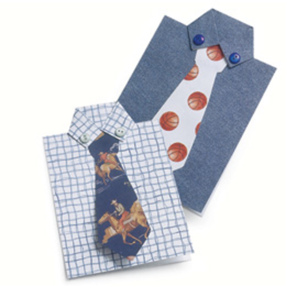 Consider customizing the tie to fit one of Dad's interests or hobbies.