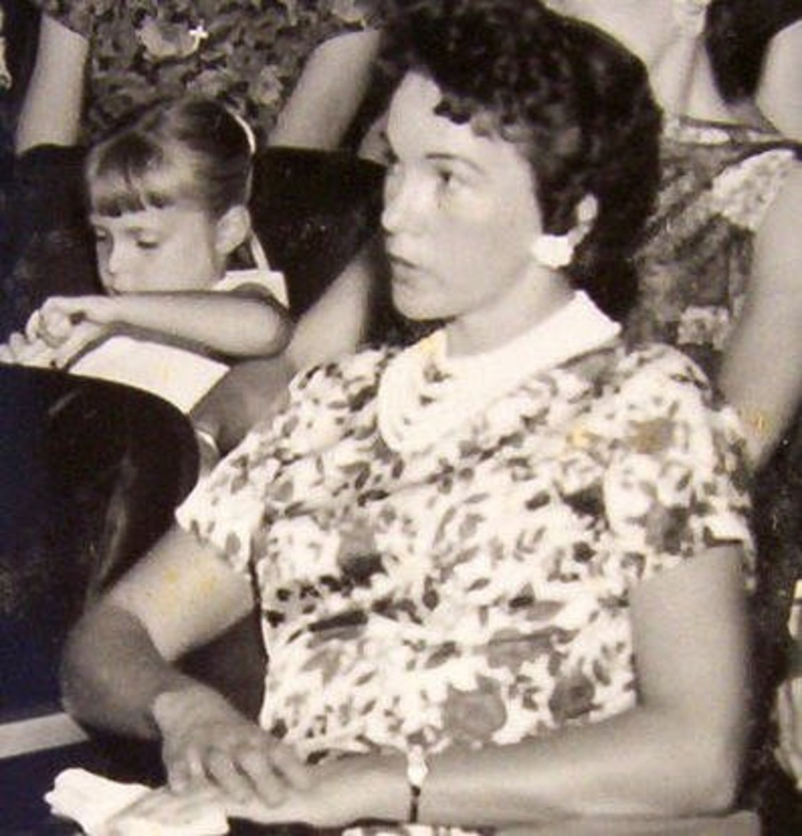 Timmie Jean Lindsey in 1962