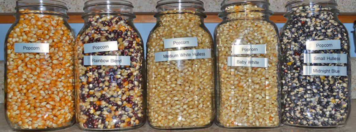 Varieties of Popcorn