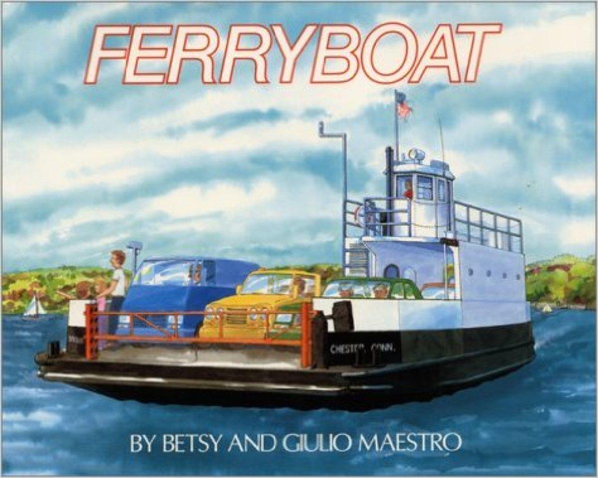 Ferryboat by Betsy Maestro