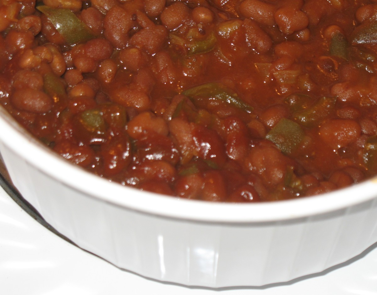 The Best-Ever EASY Baked Bean Recipe