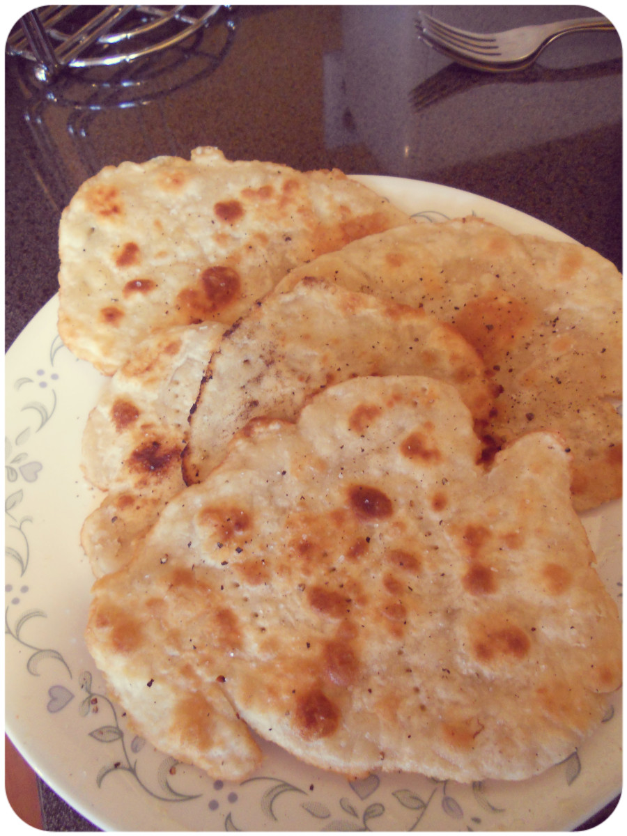 Easiest Flat Bread Recipe Ever Without Yeast