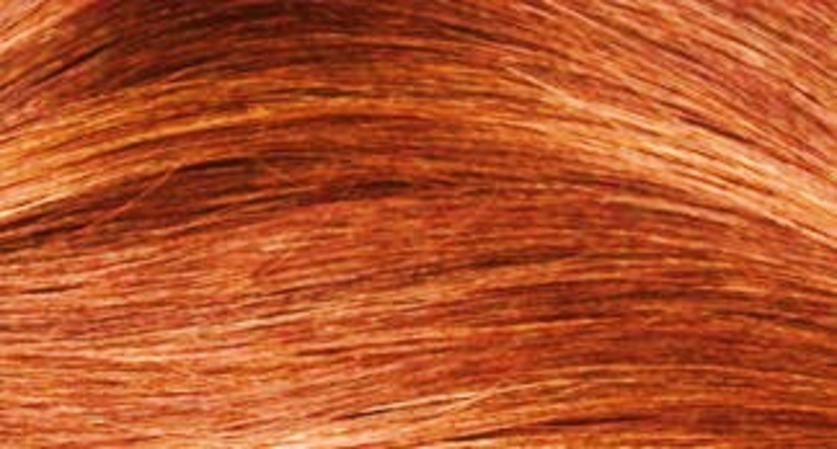 Sun-in Spray Review: Sun-in On Red Hair
