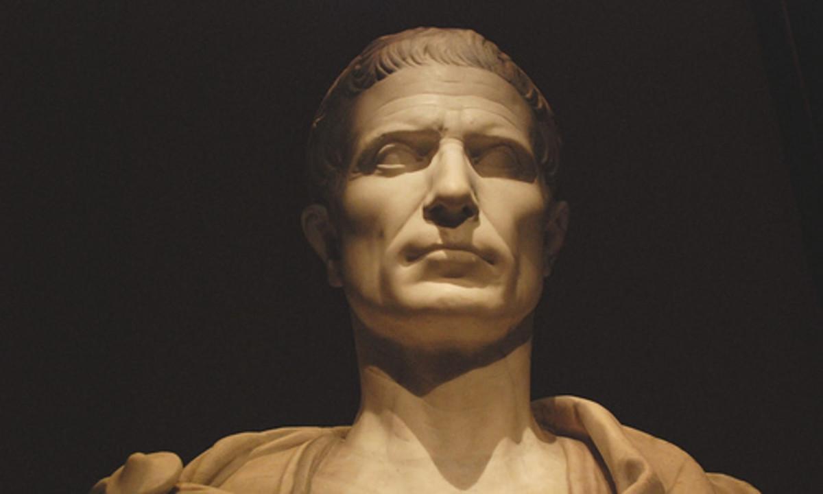 Julius Caesar ( July 100 BC - March 44 BC)