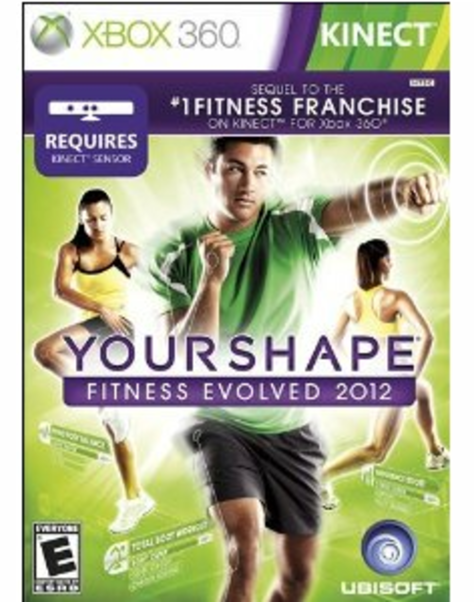 Yourshape Fitness Evolved 2012