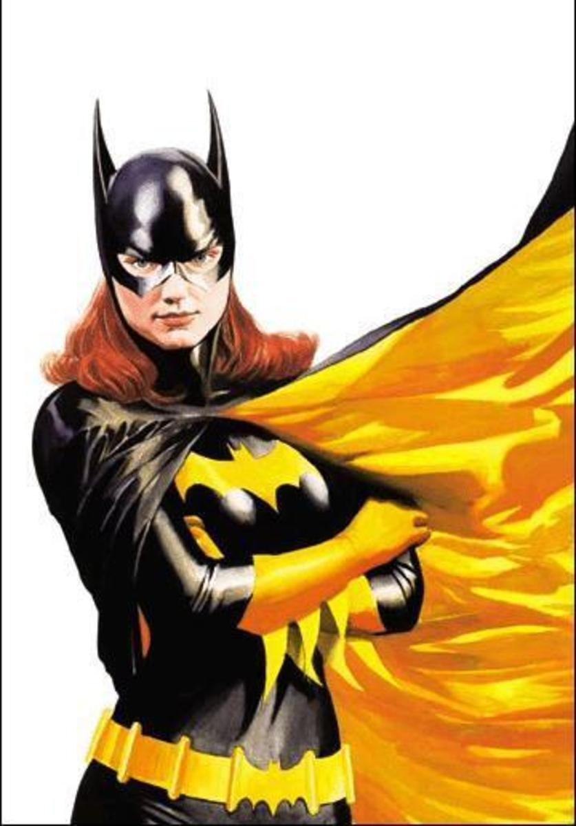 Barbara Gordon as Batgirl