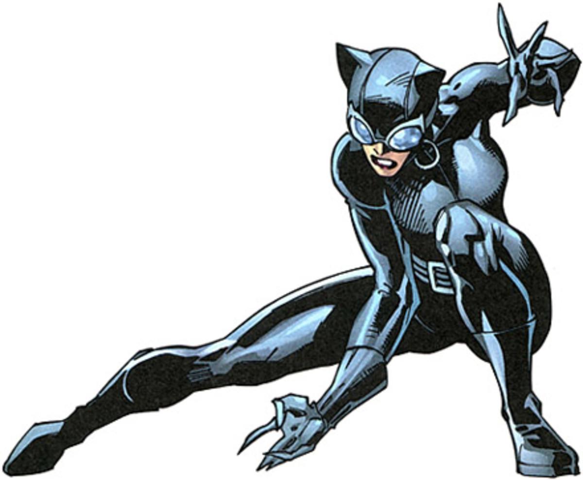 Selena Kyle as Catwoman