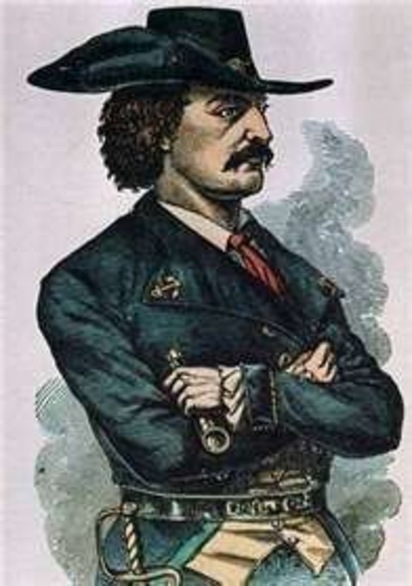 The Pirate: Jean Lafitte