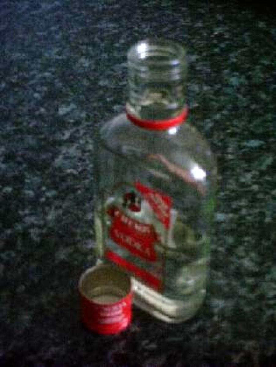 When is a bottle not a bottle? When it's an Aristotle.