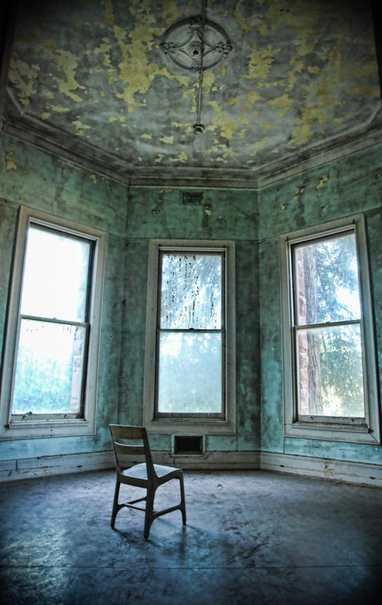 Anna Corbin's room.