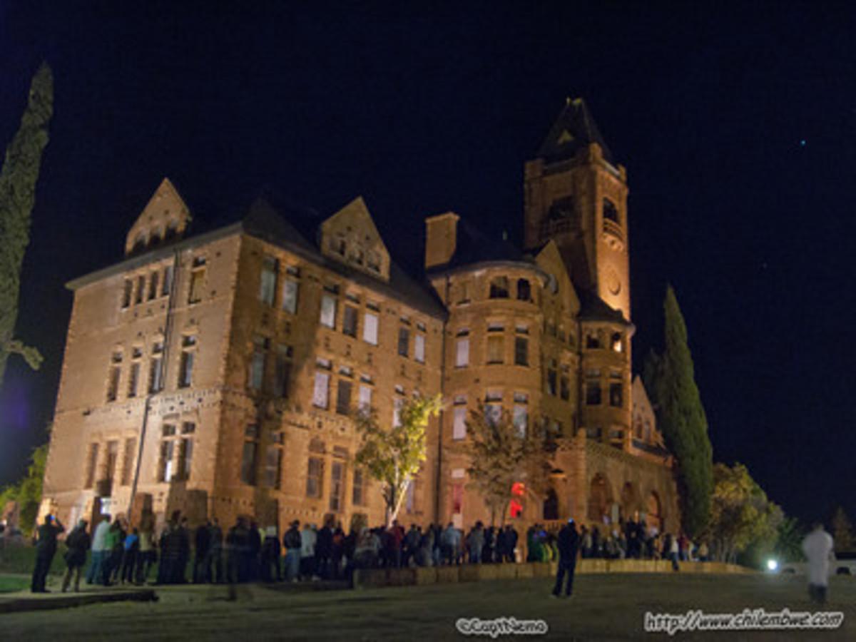 Haunted Places: Preston Castle