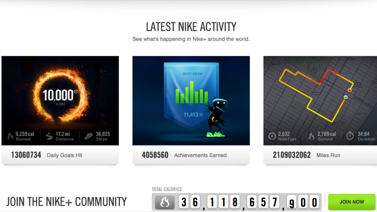 How to use the Free Nike+ Running  iPhone App to Become Part of the World's largest Running Community.