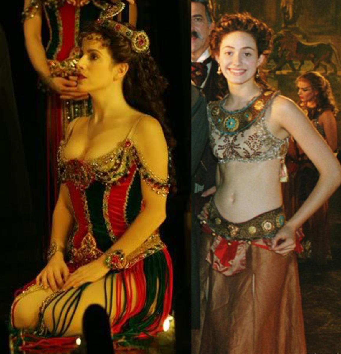 Slave Girl Costume