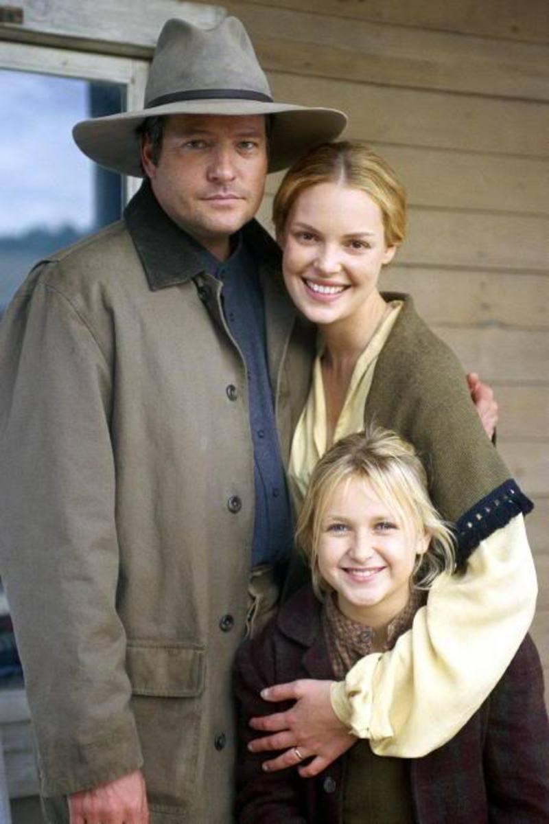 Clark, Marty and Missie Davis