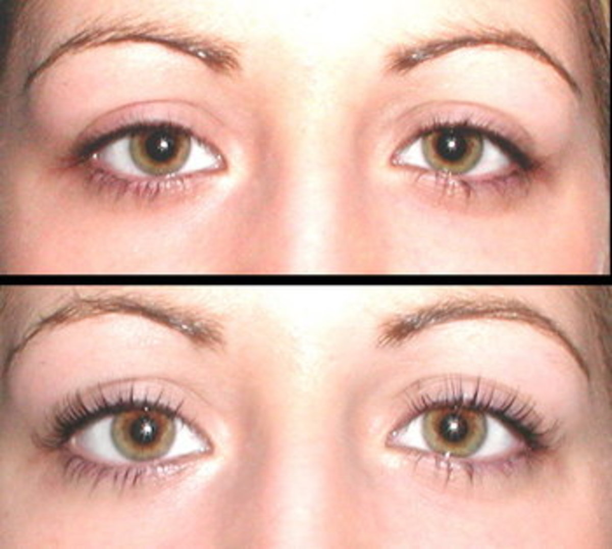 Make-Up Tips for Small Eyes with Short Lashes