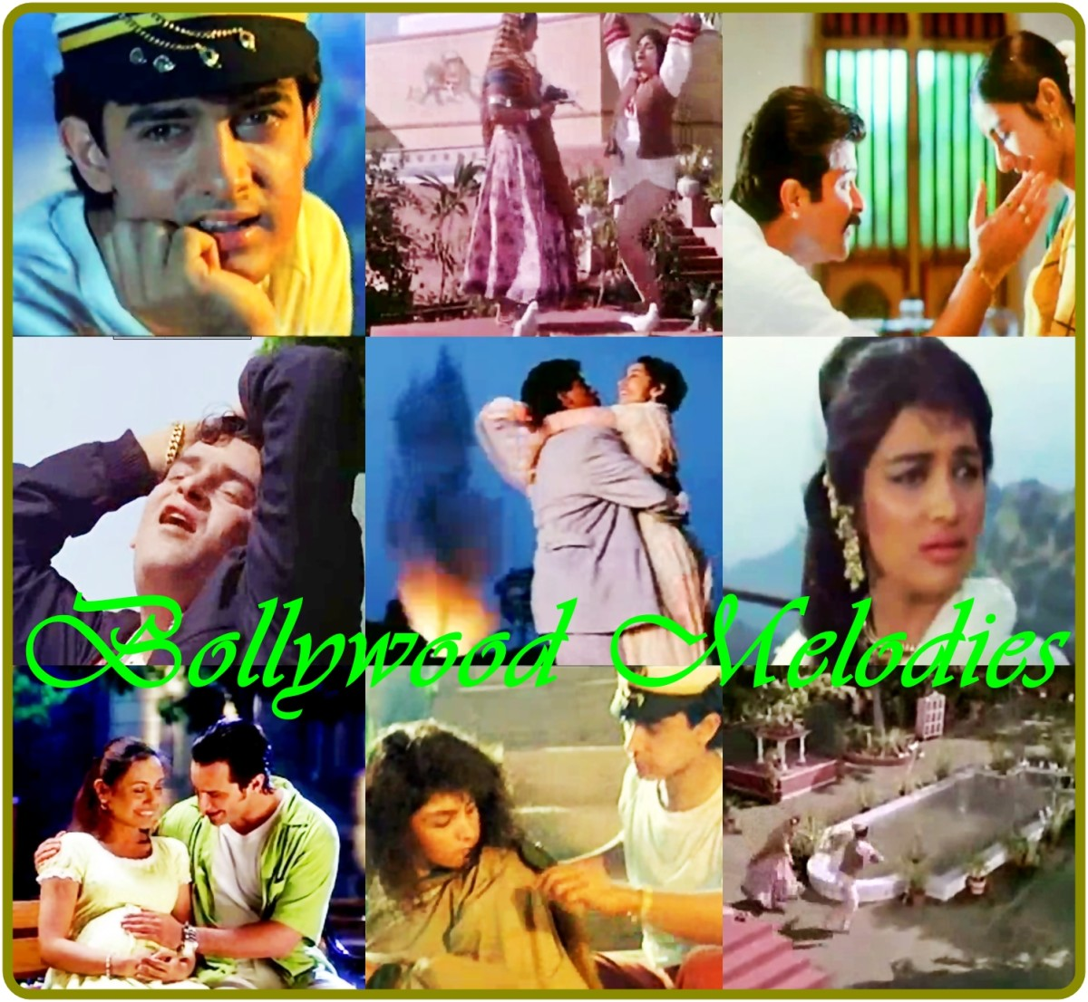 Most Melodious Songs of Bollywood