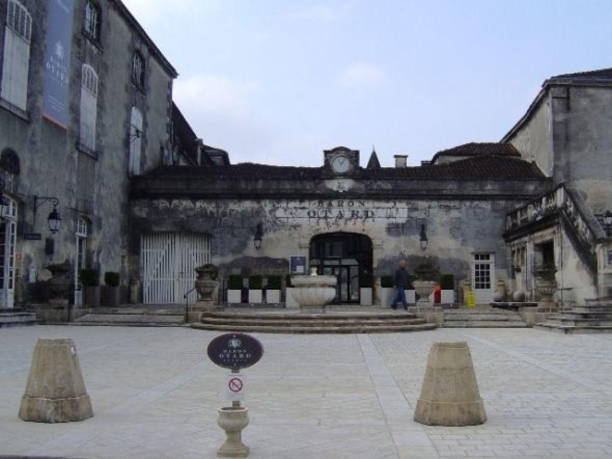 Chateau Baron Otard Cognac