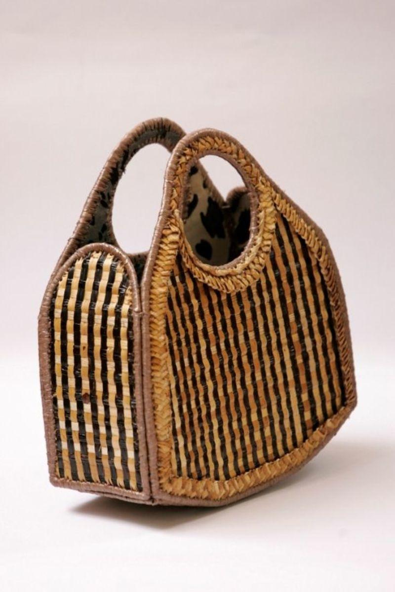 Banana Leaf handbag