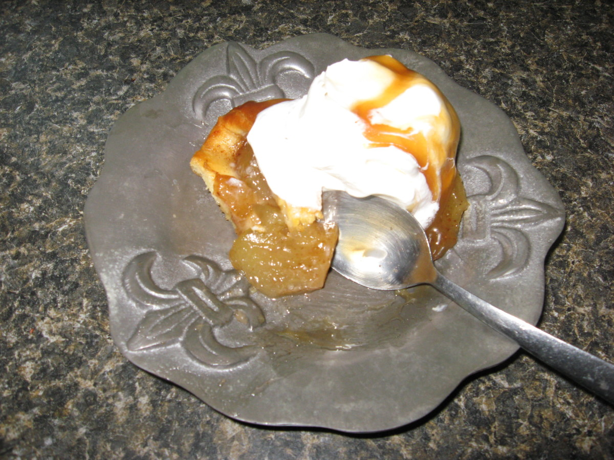 Easy dessert recipes can be just as tasty as more difficult desserts.