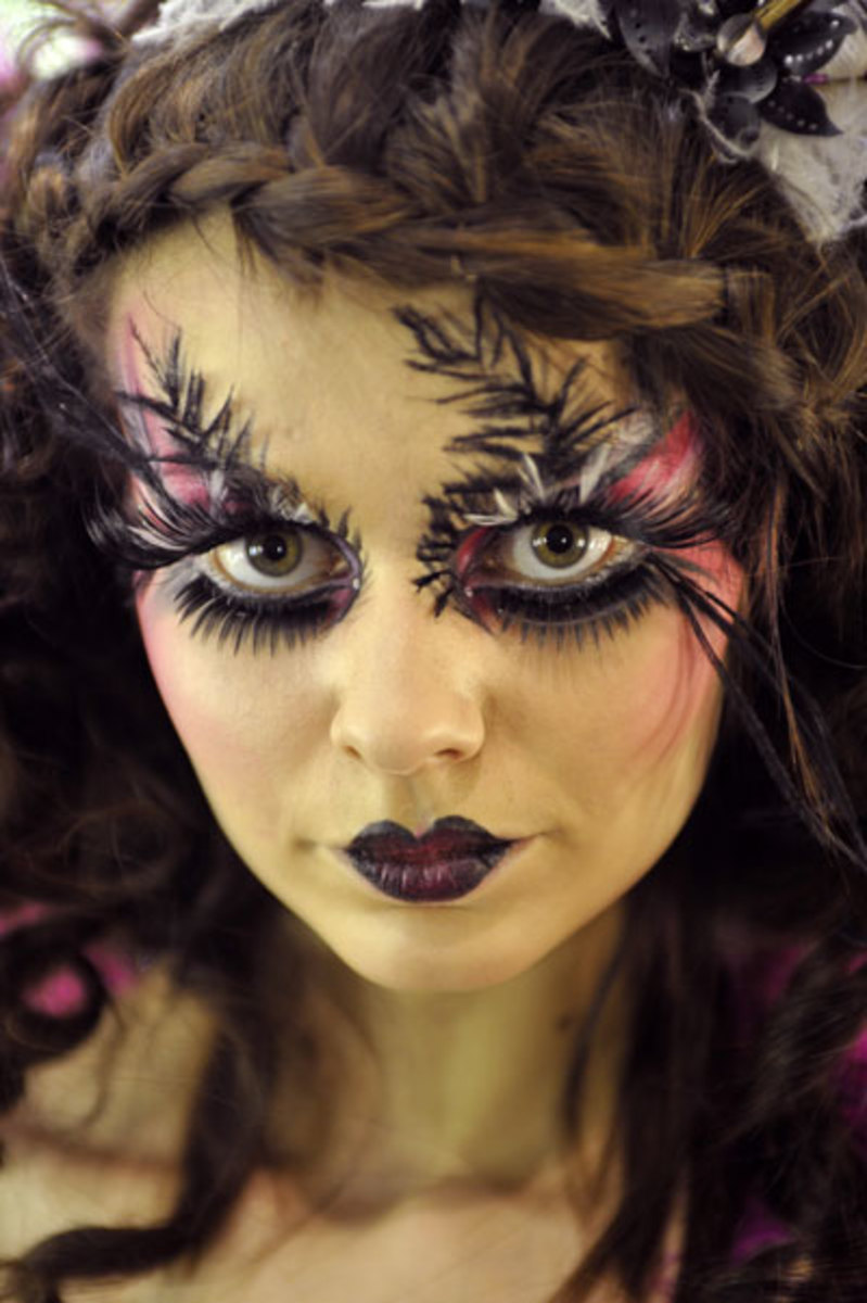 Disin Makeup: Fantasy Makeup Designs And Tutorials