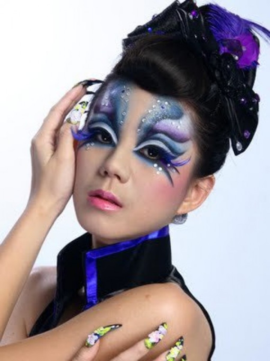 Fantasy Makeup Designs and Tutorials   hubpages