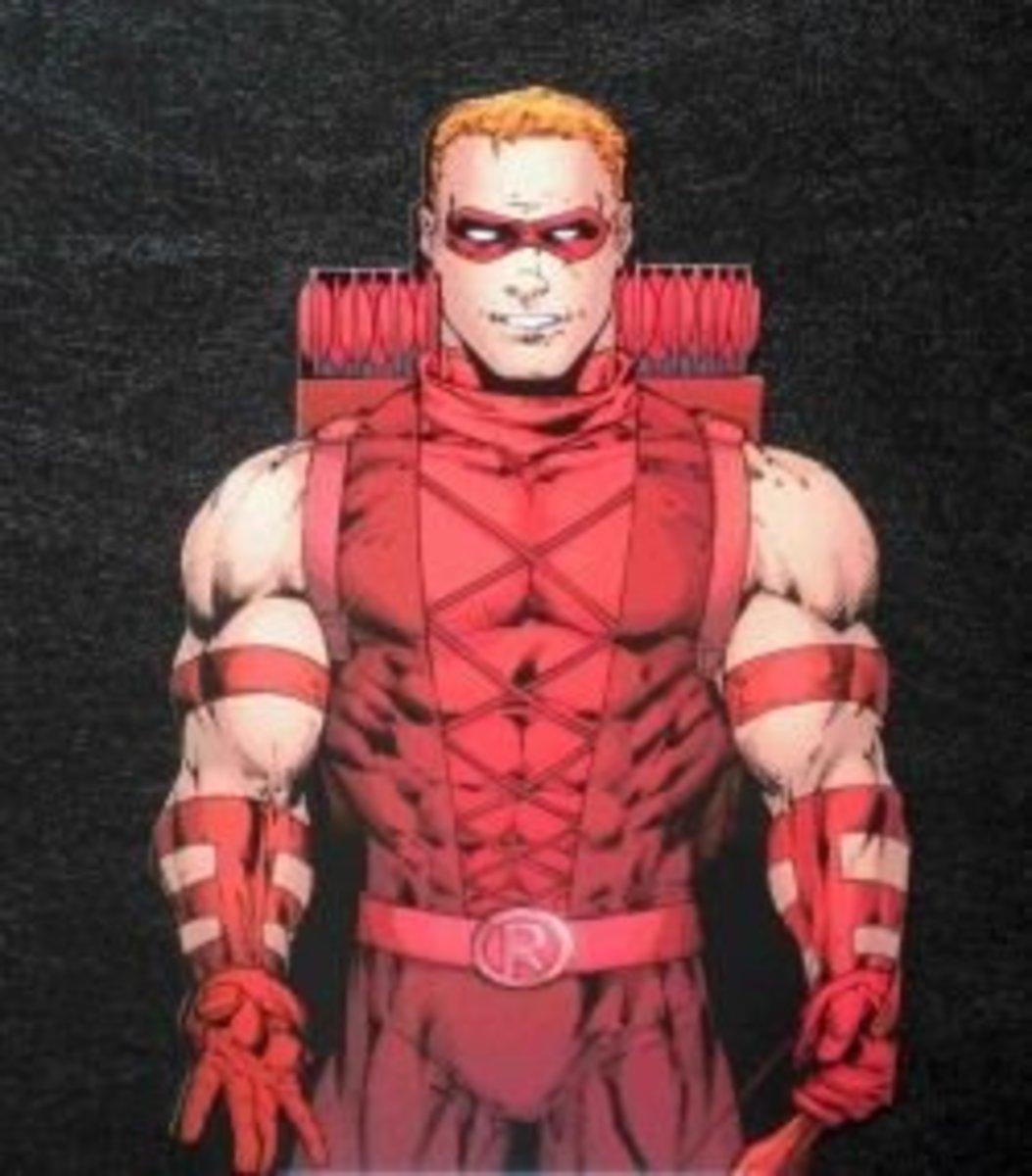 Arsenal DC Comics Super Hero