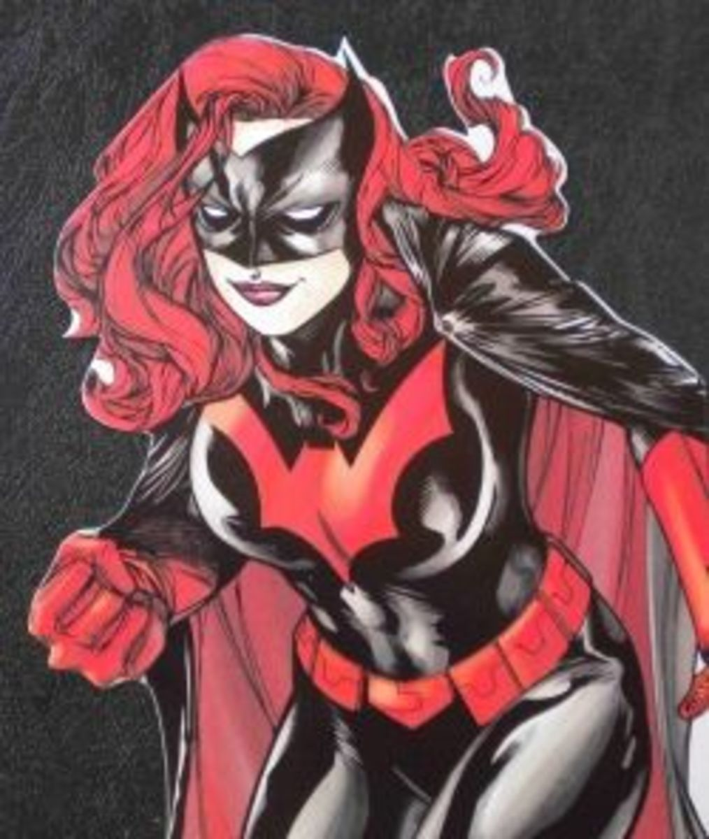 Batwoman of DC Comics fame
