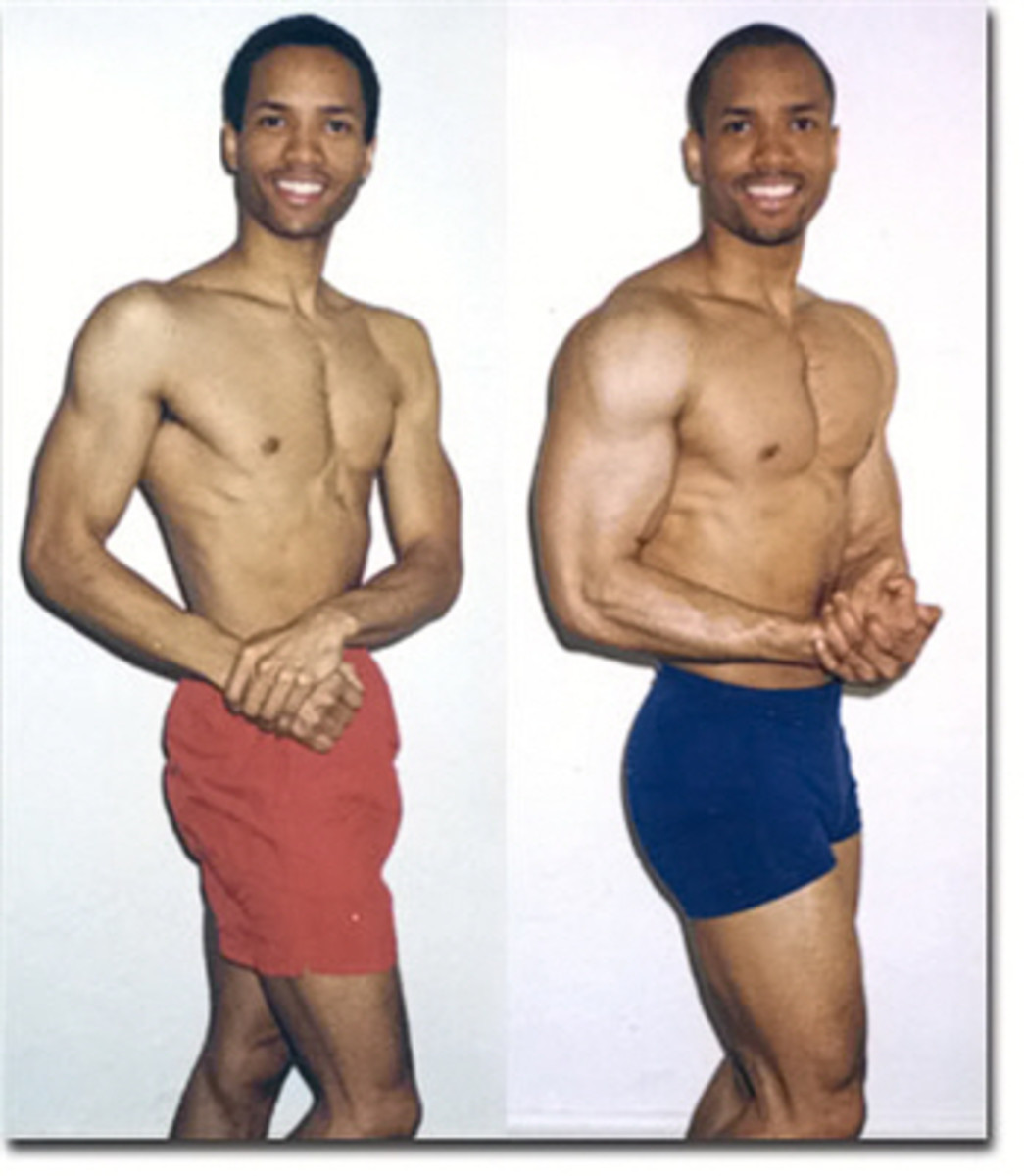 Do Fat People Build Muscle More Easily