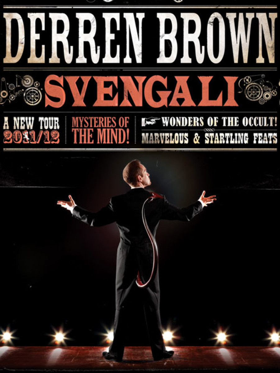 How does the Svengali doll trick work? History - Derren Brown