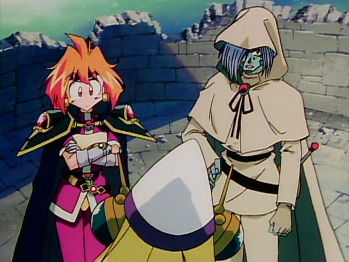 The gang receives a mysterious visitor: a strange young woman named Filia...