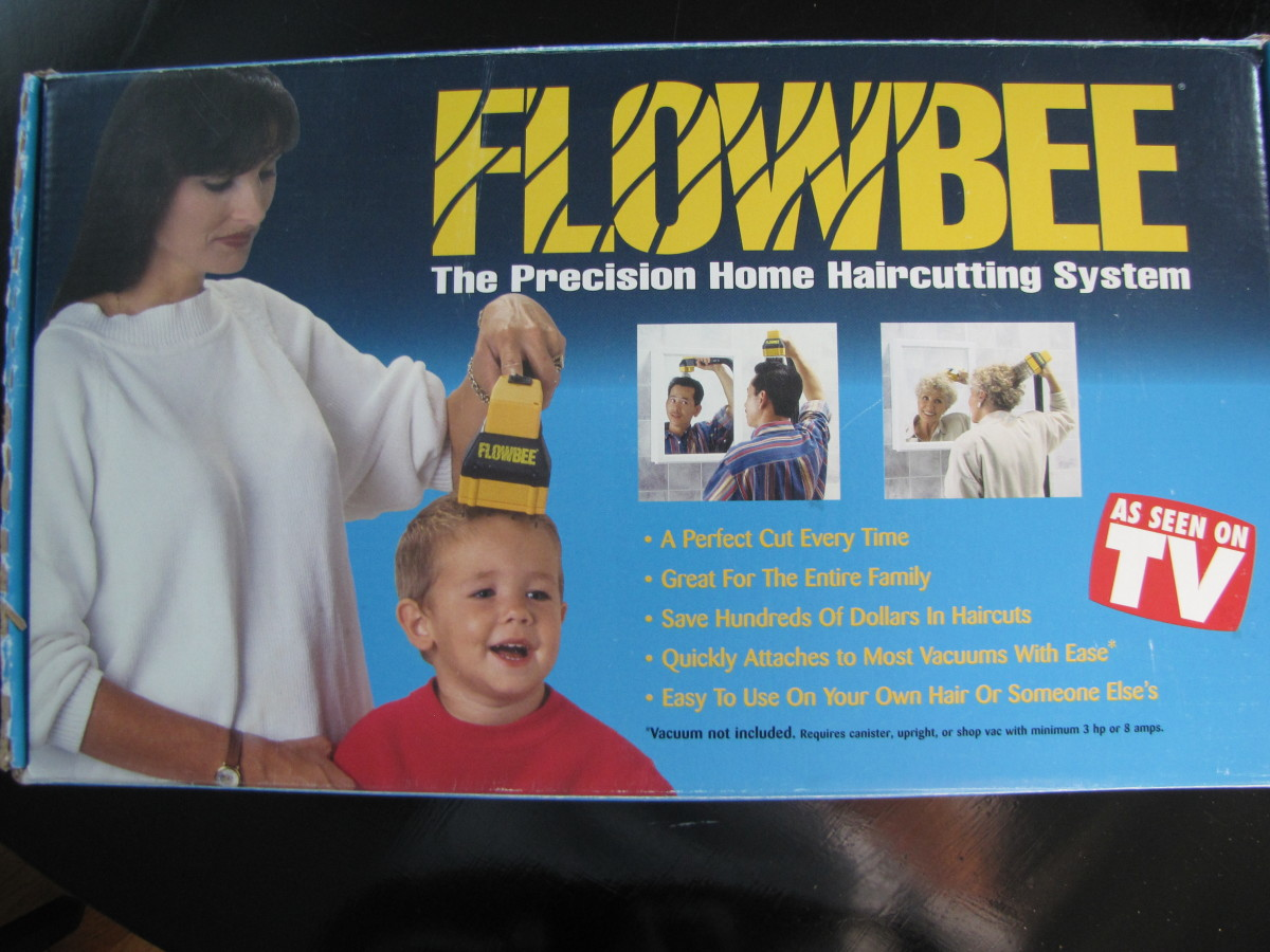 The Flowbee - The Haircut that saves Time & Money