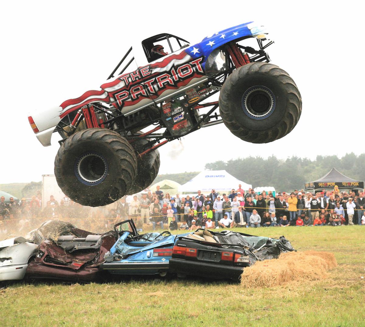 Trucks: The Bigger the Better?